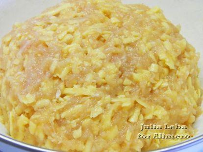 Яичные шарики с курицей - рецепт пошаговый с фото