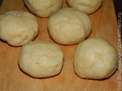 Нежный пирог из детского пюре - рецепт пошаговый с фото