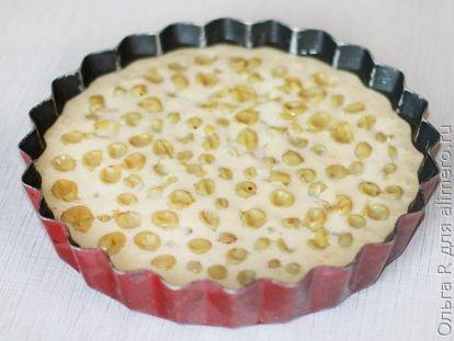 Виноградный кекс в духовке - рецепт пошаговый с фото