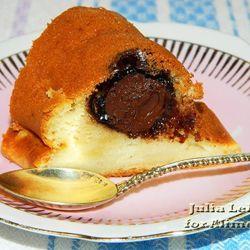 Рецепт вкусного кекса из яблока