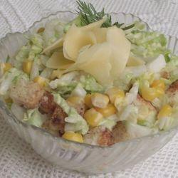 салат елена прекрасная рецепт с капустой