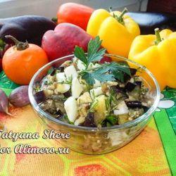 рецепты салатов фруктовый с яблоком