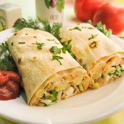 Рецепты блюд в контакте