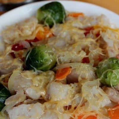 Рецепты для пароварки с фотографиями овощи