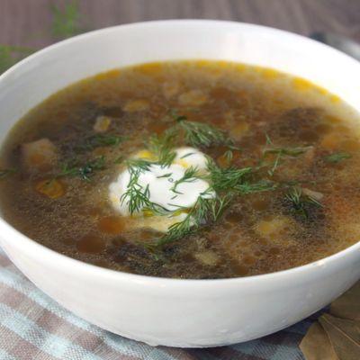 как приготовить суп из подосиновиков