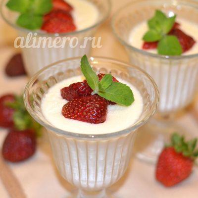 Летний охлаждающий десерт: 3 варианта новые фото