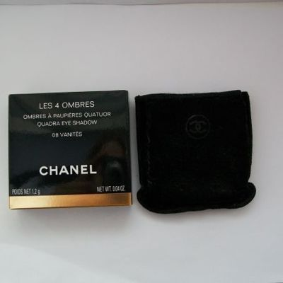Тени для век Chanel Les 4 Ombres Quadra Eye Shadow