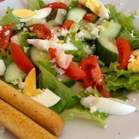 Вкусные и простые салаты без майонезаы