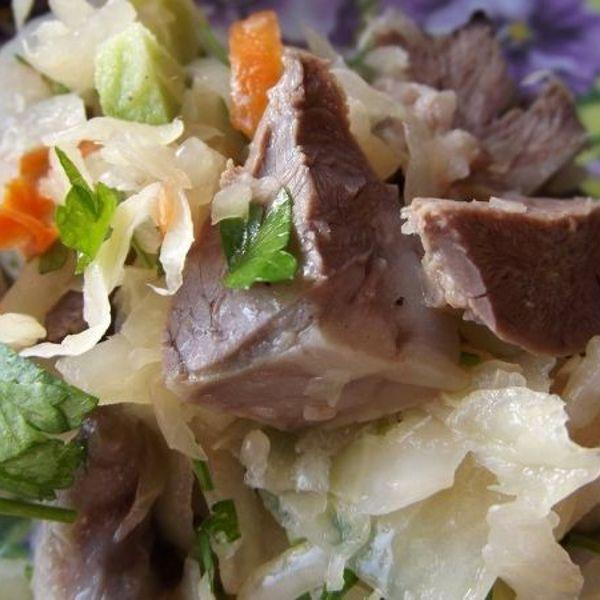 салат из говяжьего сердца рецепт с фото малыши очень