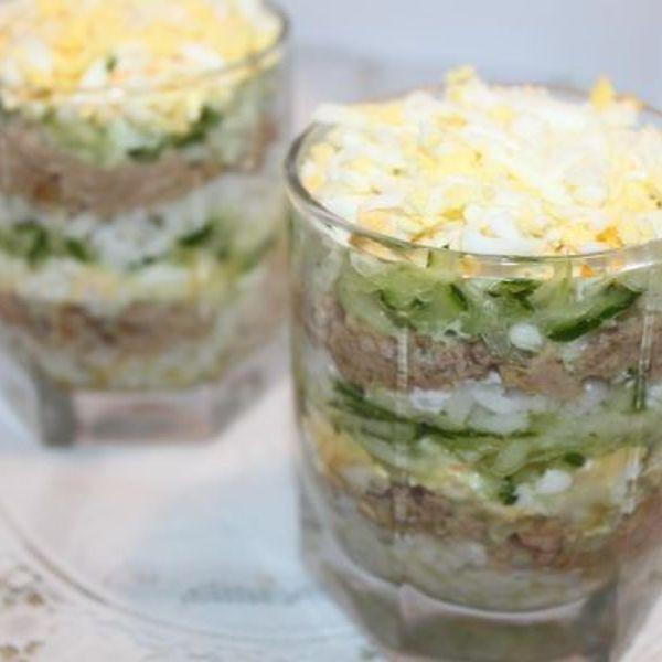 Лучшие рецепты салатов для праздника с и закуски