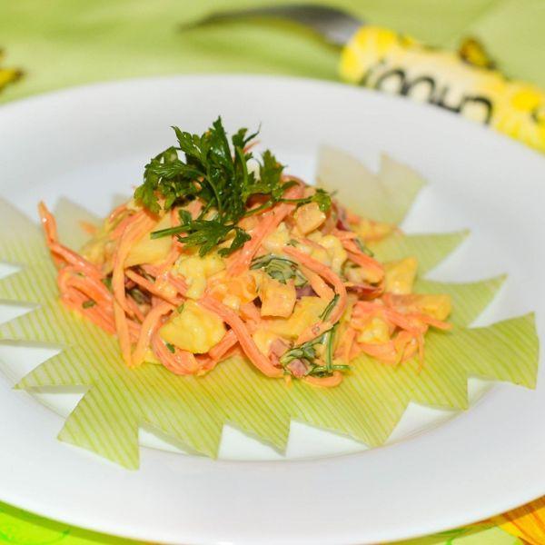 Овощные рецепты с фото