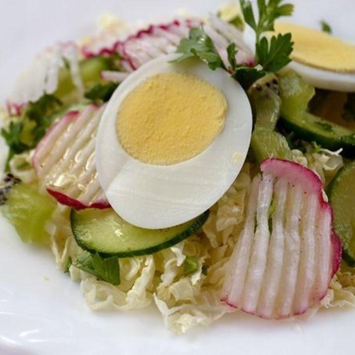 красивое оформление салатов фото и рецепты