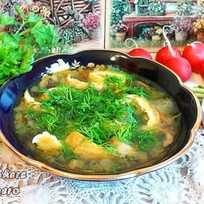 Суп из цветной капусты рецепты с фото