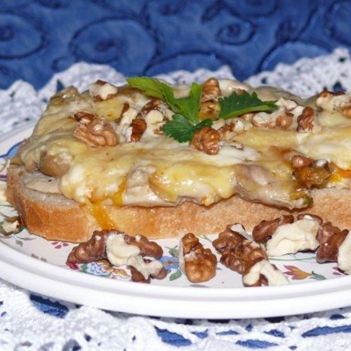 Рецепт отбивная куриная грудка с грибами