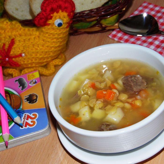 Рецепт супов ребенку трех лет