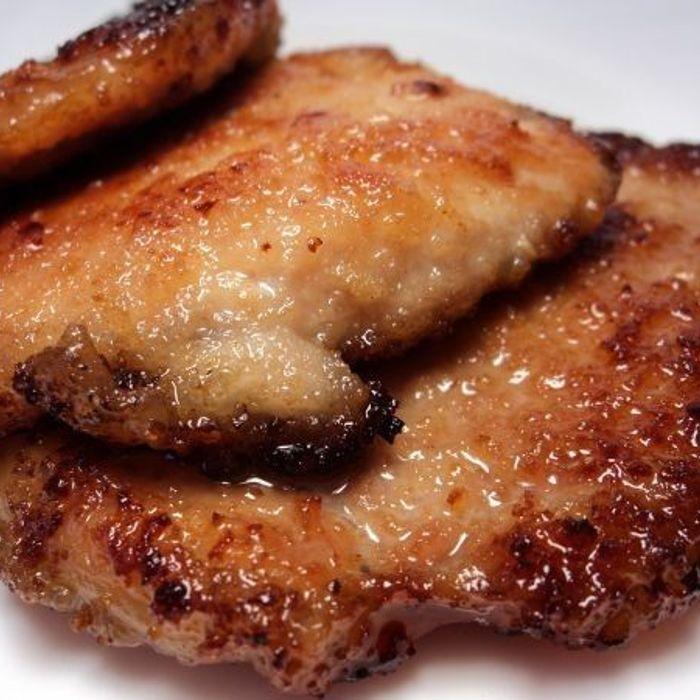 Отбивные из свинины рецепт с фото