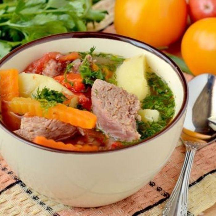 запечь мясо с картошкой в мультиварке рецепты