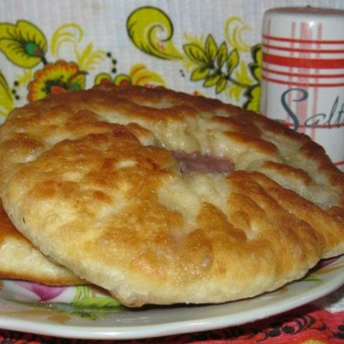 Пирожки рецепт с фото пошагово на сковороде