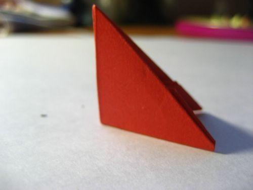 Стаканчик оригами, схема сборки Планета Оригами.