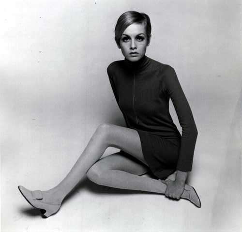 Модный тип каблука в 60