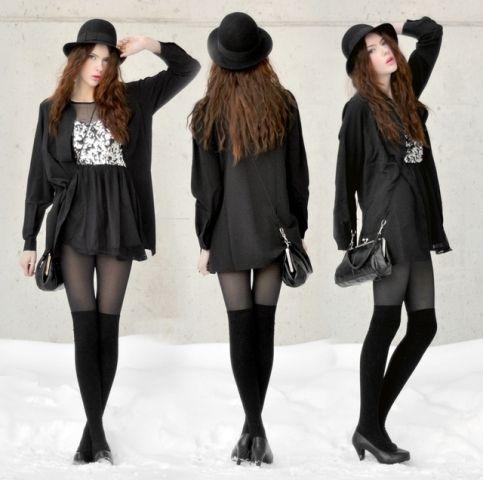 Очаровательная фэшн блоггерша Ebba Zingmark / Мода и стиль