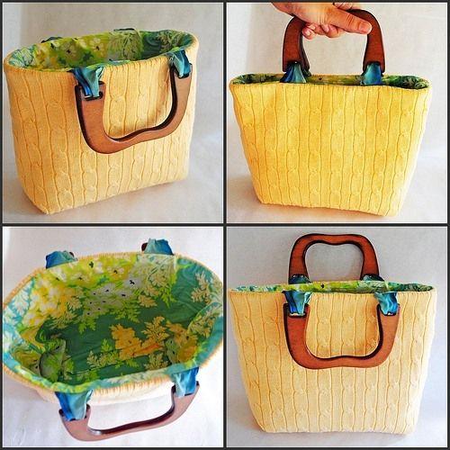 Сумочка хенд мейд. .  - Каталог сумочек, клатчей, портфелей, чемоданов и рюкзаков 2015 года.