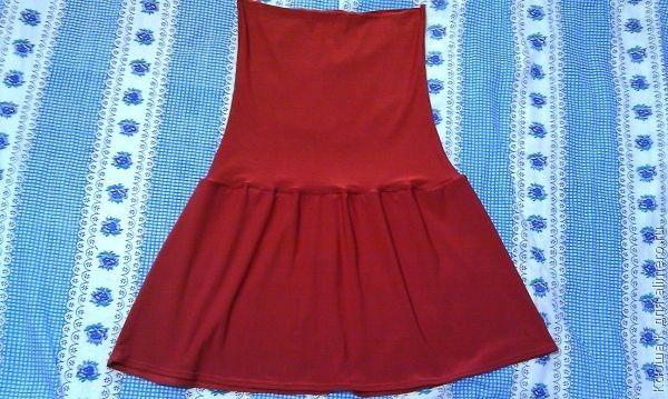 сшить платье из трикотажа выкройки - Выкройки одежды для детей и.