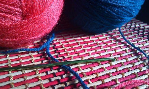 Научиться вязать крючком салфетки