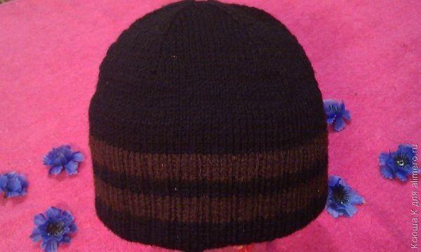 Вот и все — шапка на зиму