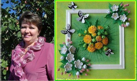 Ольга Ольшак - творческая личность, жена, мама и учитель начальных классов