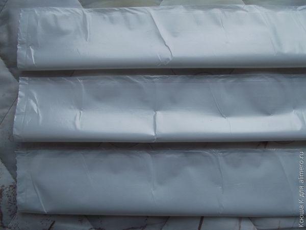 схема сумки крючком из пакетов.