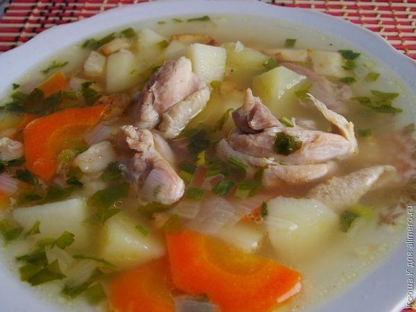 как приготовить суп с сельдереем корнем
