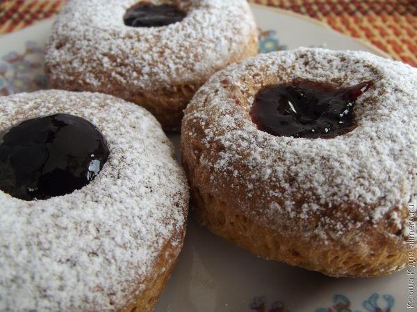 суфгания (ханукальные пончики)