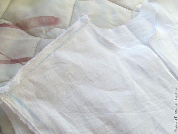 шьем народную рубаху
