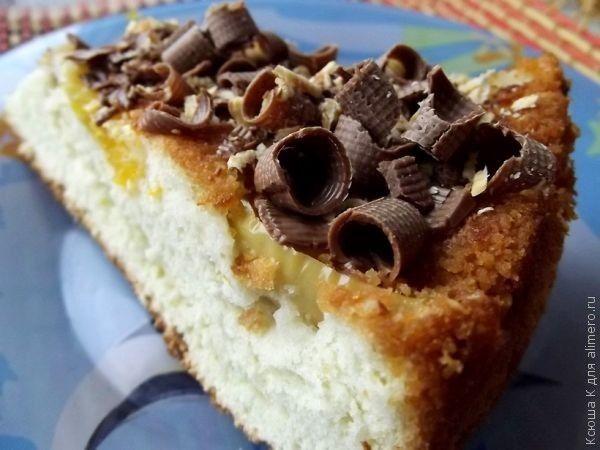торт шарлотка рецепт