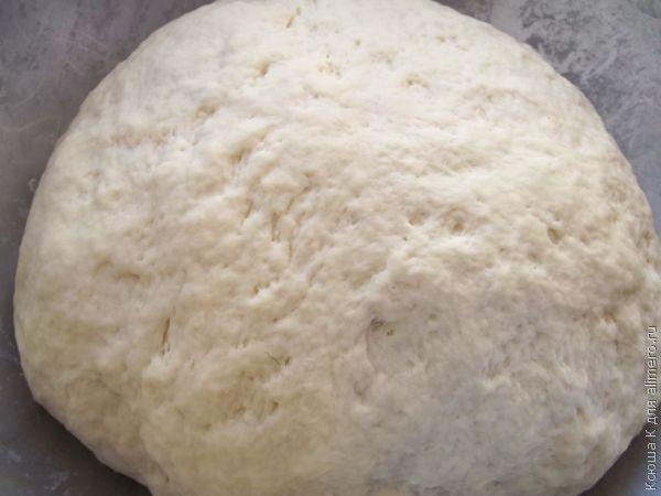 Как сделать простые сдобные булочки рецепт