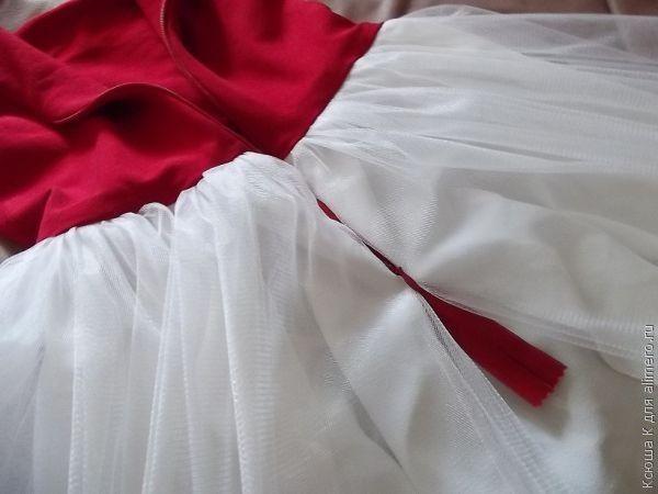 Детское платье на выпускной.