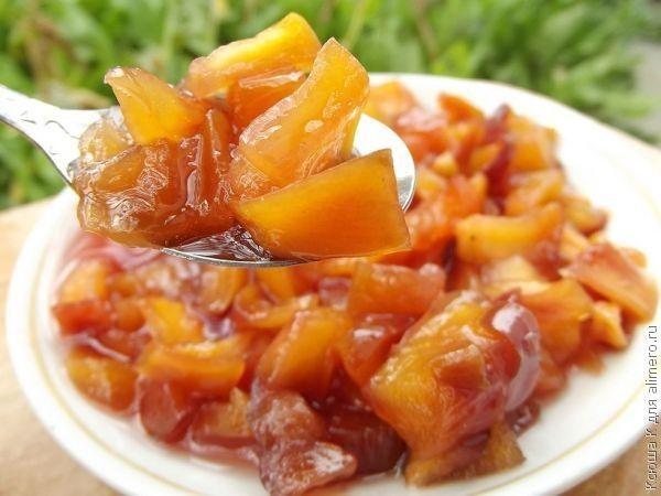 варенье из нектарина рецепт