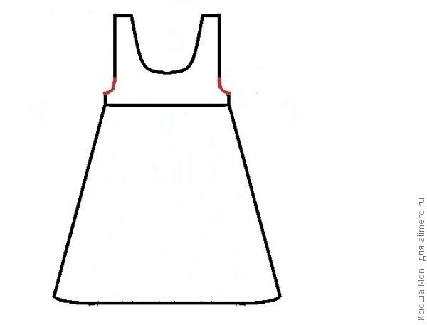 костюм Маши
