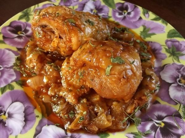 Фото и рецепт запекания картошки в духовке