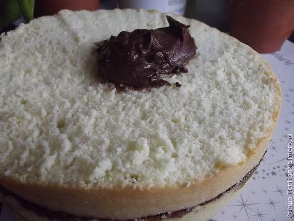 крем масляный для торта