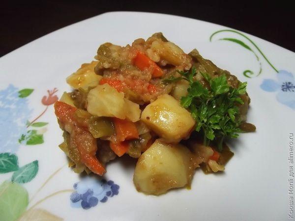 Рецепт рагу