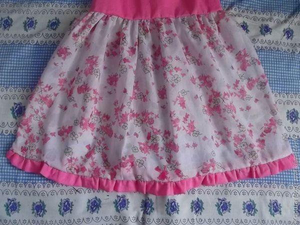 Шьем детское платье своими руками выкройки