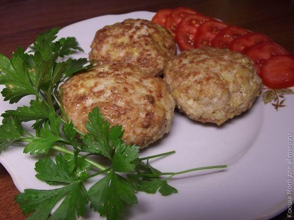 Котлеты из свинины сочные рецепты