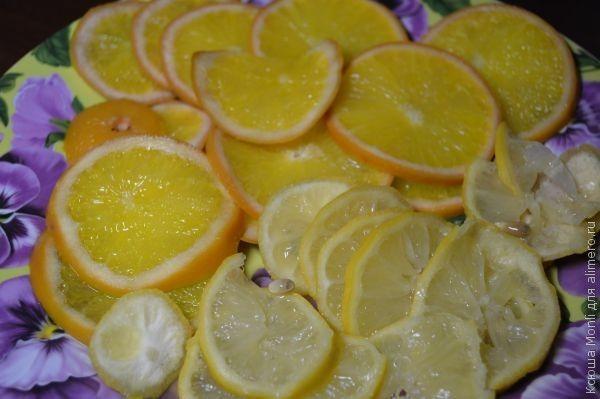 согревающий лимонад