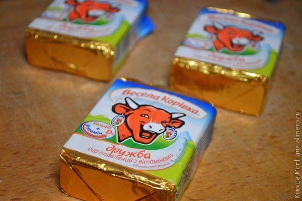 сырные ежики