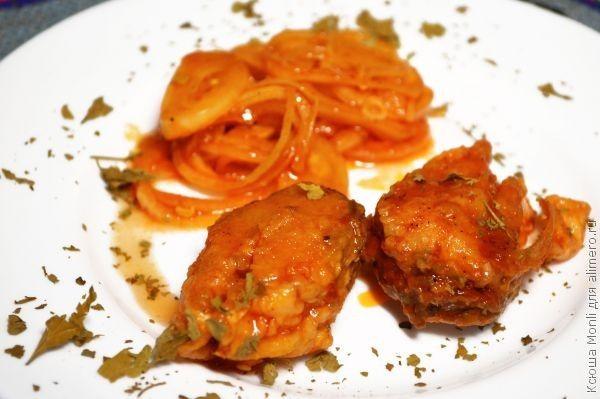 отбивные из филе курицы в духовке рецепты с фото