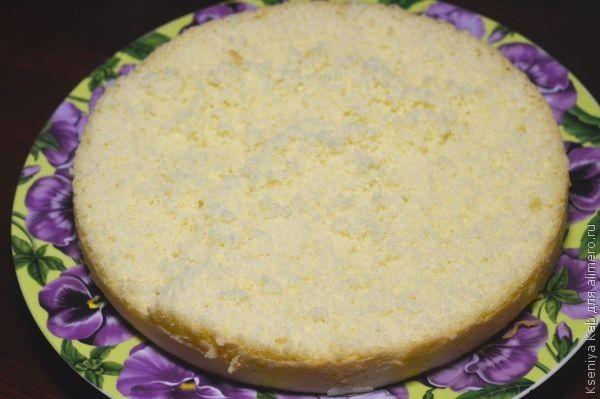 торт с мороженым