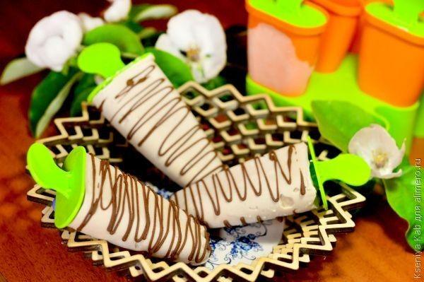 творожное мороженое рецепт