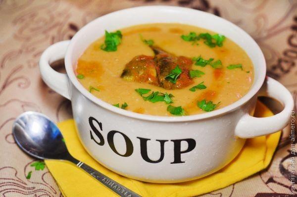 крем-суп рецепт